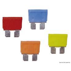 Fusibili lamellari spia LED 10 A