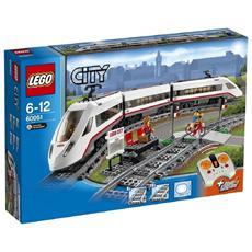 LEGO - 60051 Treno Passeggeri Alta Velocità