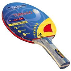 Racchetta Ping Pong Tornado (6 Stelle)