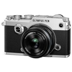 OLYMPUS - PEN-F Silver Kit 17mm F / 1.8 Sensore Live MOS...