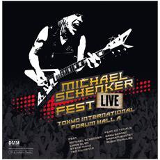 Michael Schenker Fest - Live Tokyo International Forum Hall A (2 Lp)