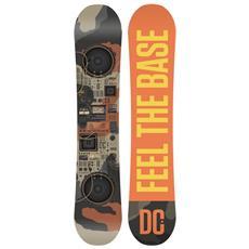 Tavola Snowboard Pbj 153 Fantasia Arancio 153