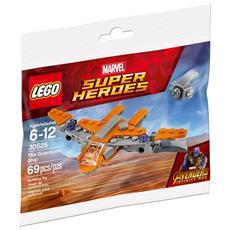 30525 - Lego Marvel - L'astronave Dei Guardiani