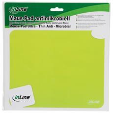 MousePad Antimicrobico / Antibatterico Ultra Sottile Colore Verde
