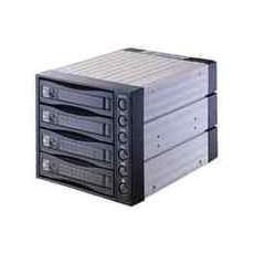 CRS3141SATA-B, SATA, Seriale ATA II, Nero, Alluminio