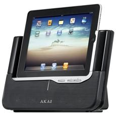 ASB8I, Nero, Apple iPad / iPod / iPhone