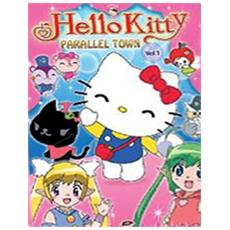 Dvd Hello Kitty-parallel Town #01