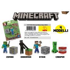 Figure Minecraft Personaggio Assort.