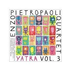 Enzo Pietropaoli Quartet - Yatra Vol. 3