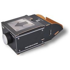 Pjs300 Nero Accessorio Proiettore Per Smartphone Portatile Leggero