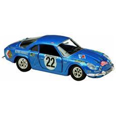 151269 Alpine Renault A110 Mc 1971 1/43 Modellino