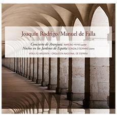 Rodrigo / De Falla- Concierto De Aranjuez / Noches En Los Jardines De Espana