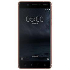 "5 Rame 16 GB 4G / LTE Display 5.2"" HD Slot Micro SD Fotocamera 13 Mpx Android Tim Italia"