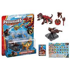 Predasaurus Aqua Attack - Colpo D'arpione