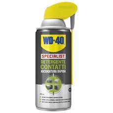 Wd40 Specialist Detergente Contatti Ascgiugatura Rapida 400 Ml Svitol Professionale