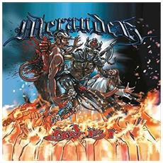 Merauder - God Is I / Black Vinyl