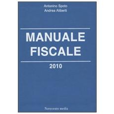 Manuale fiscale 2010