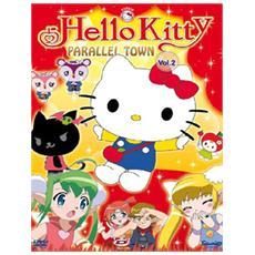 Dvd Hello Kitty-parallel Town #02