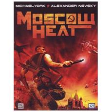 Dvd Moscow Heat