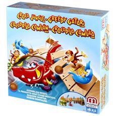 Greedy Gator Game Jungles Gioco Strategia per Bambini X8733