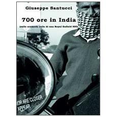700 ore in India (sulla scomoda sella di una Royal Enfield 500)