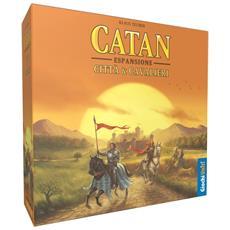 Gioco da Tavolo I Coloni di Catan Citta' e Cavalieri