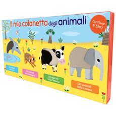 Mio Cofanetto Degli Animali (Il) (4 Libri)
