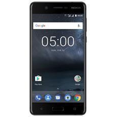 """5 Nero 16 GB 4G / LTE Display 5.2"""" HD Slot Micro SD Fotocamera 13 Mpx Android Tim Italia"""