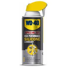 Wd40 Specialist Lubrificante Silicone Applicazione Pulita 400 Ml Svitol Professionale