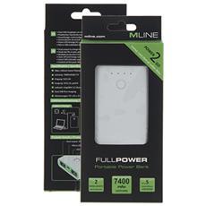 HUNIFULLPOWER, Polimeri di litio (LiPo) , USB, Verde, Bianco, Fotocamera, Gaming controls, GPS, MP3, Smartphone, Carica