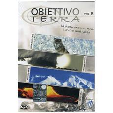 Dvd Obiettivo #06 - Terra