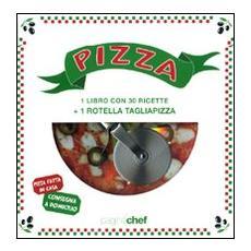 Pizza. Con gadget