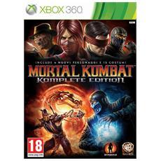 X360 - Mortal Kombat Komplete Edition