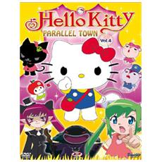 Dvd Hello Kitty-parallel Town #04