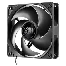 Cooler Master Silencio FP 120 PWM, Ventilatore, Computer case, 12 cm, Nero, 0,03A, 0,36W