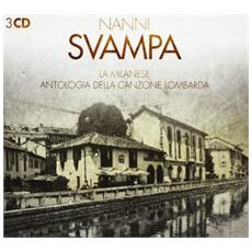 Nanni Svampa - La Milanese Antologia Della Canzone Lombarda (3 Cd)