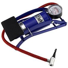 Pompa A Pedale Con Manometro 1 Cilindro