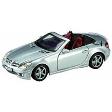 118341 Mb Slk 55 Amg 2005 1/18 Modellino