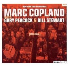Marc Copland - Modinha - New York Trio Recordings Vol. 1