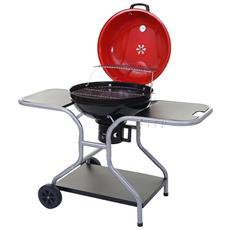 Barbecue Grill Houston T763 64x128x95cm ? 54cm