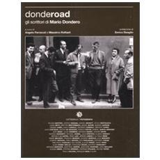 Donderoad. Gli scrittori di Mario Dondero