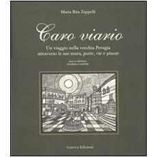 Caro viario. Un viaggio nella vecchia Perugia attraverso le sue mura, porte, vie, piazze