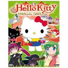 Dvd Hello Kitty-parallel Town #05
