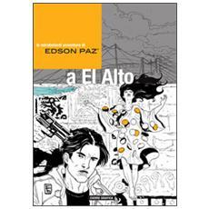 Edson Paz e la signora di Cao