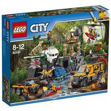 60161 Sito di esplorazione nella giungla