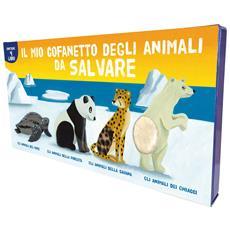 Mio Cofanetto Degli Animali Da Salvare (Il) (4 Libri)