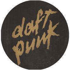 Coppia Feltri Panni Antistatici Per Giradischi Slipmats Technics Daft Punk (twin-set)