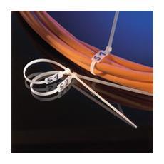 Cable Tie, 4.8 mm, with description field, 30 cm