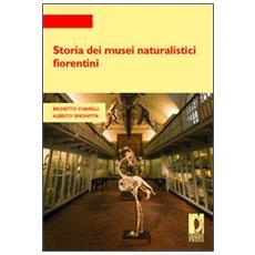 Storia dei musei naturalistici fiorentini