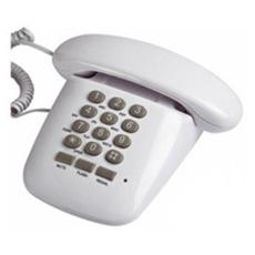 Telefono Fisso White